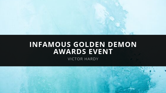 Victor Hardy Looks Back on Infamous Golden Demon Awards Event
