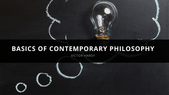 Victor Hardy explains basics of contemporary philosophy